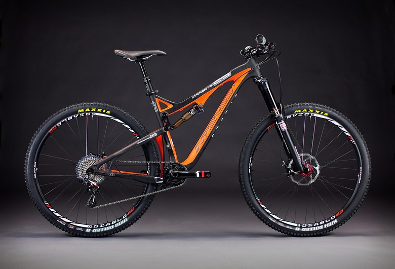 Intense Unveils the Carbine 29 - sspomer - Mountain Biking Pictures - Vital MTB