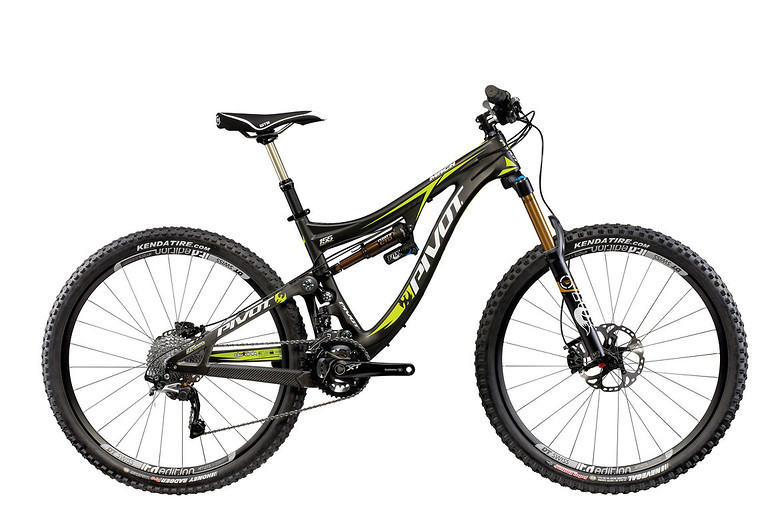 Pivot Mach6 Carbon 27.5 Trail Bike - sspomer - Mountain Biking Pictures - Vital MTB