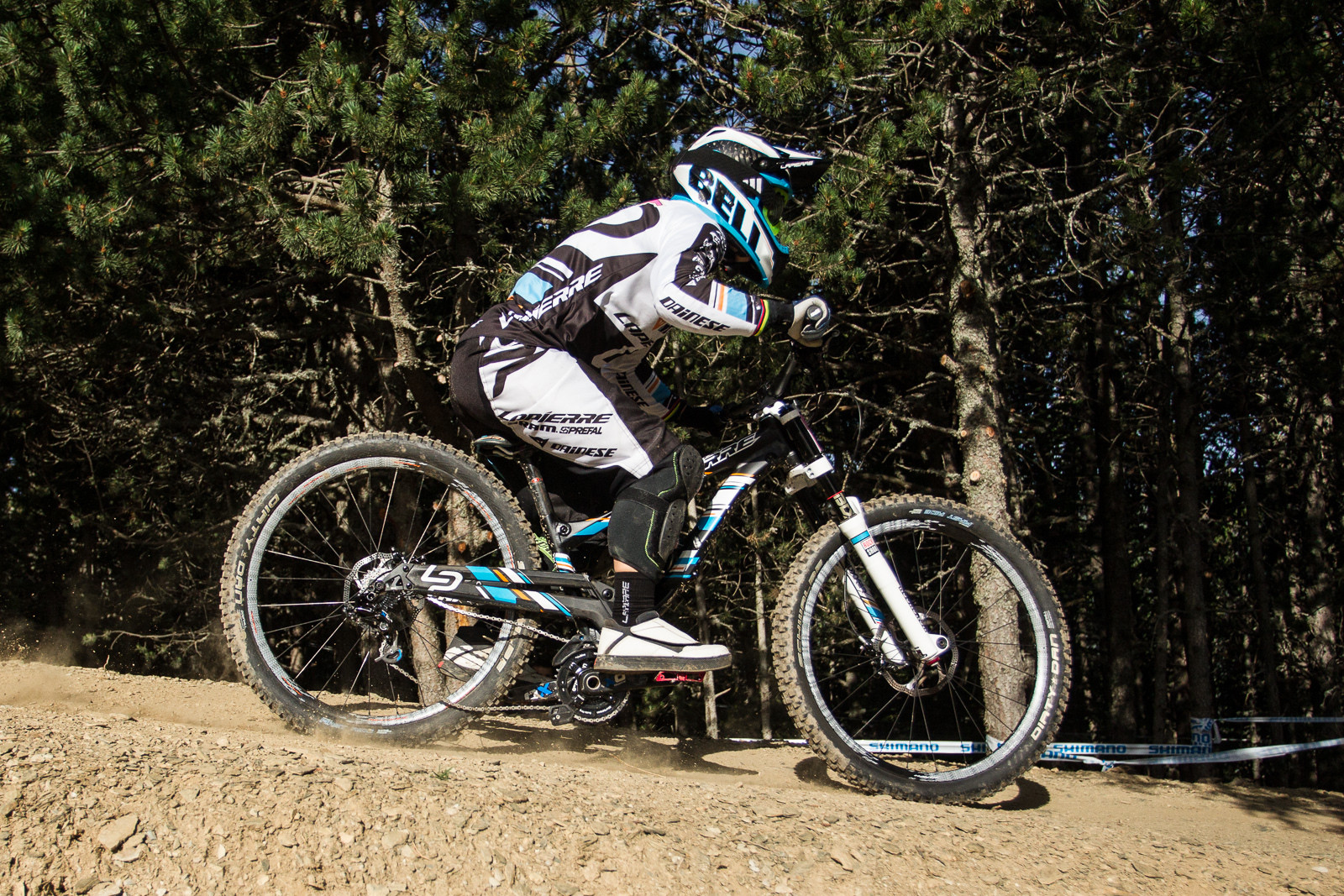 Lapierre DH920 G-Out at Andorra World Cup - G-Out Project: 2013 Andorra World Cup - Mountain Biking Pictures - Vital MTB