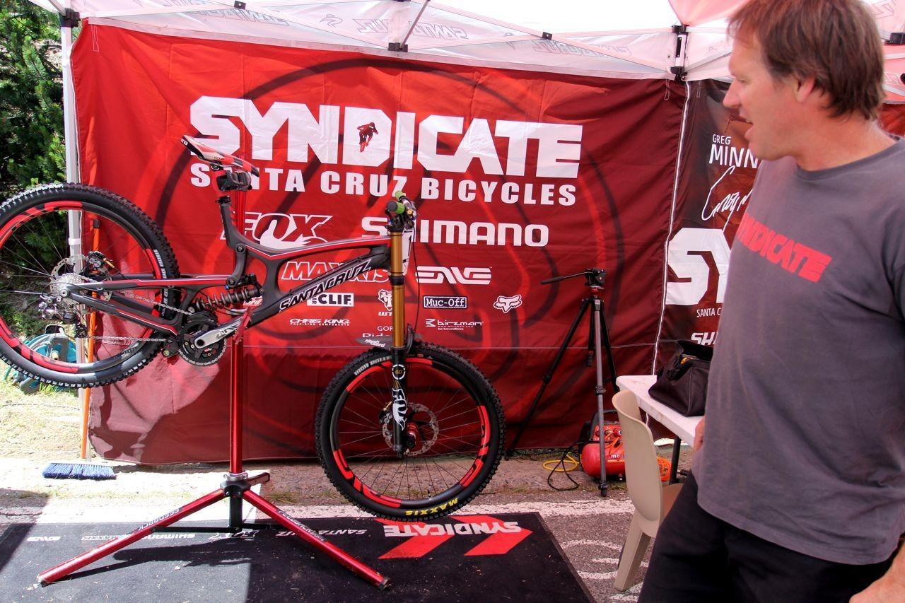 Santa Cruz Syndicate Andorra Race Report - Santa Cruz Syndicate in Andorra - Mountain Biking Pictures - Vital MTB