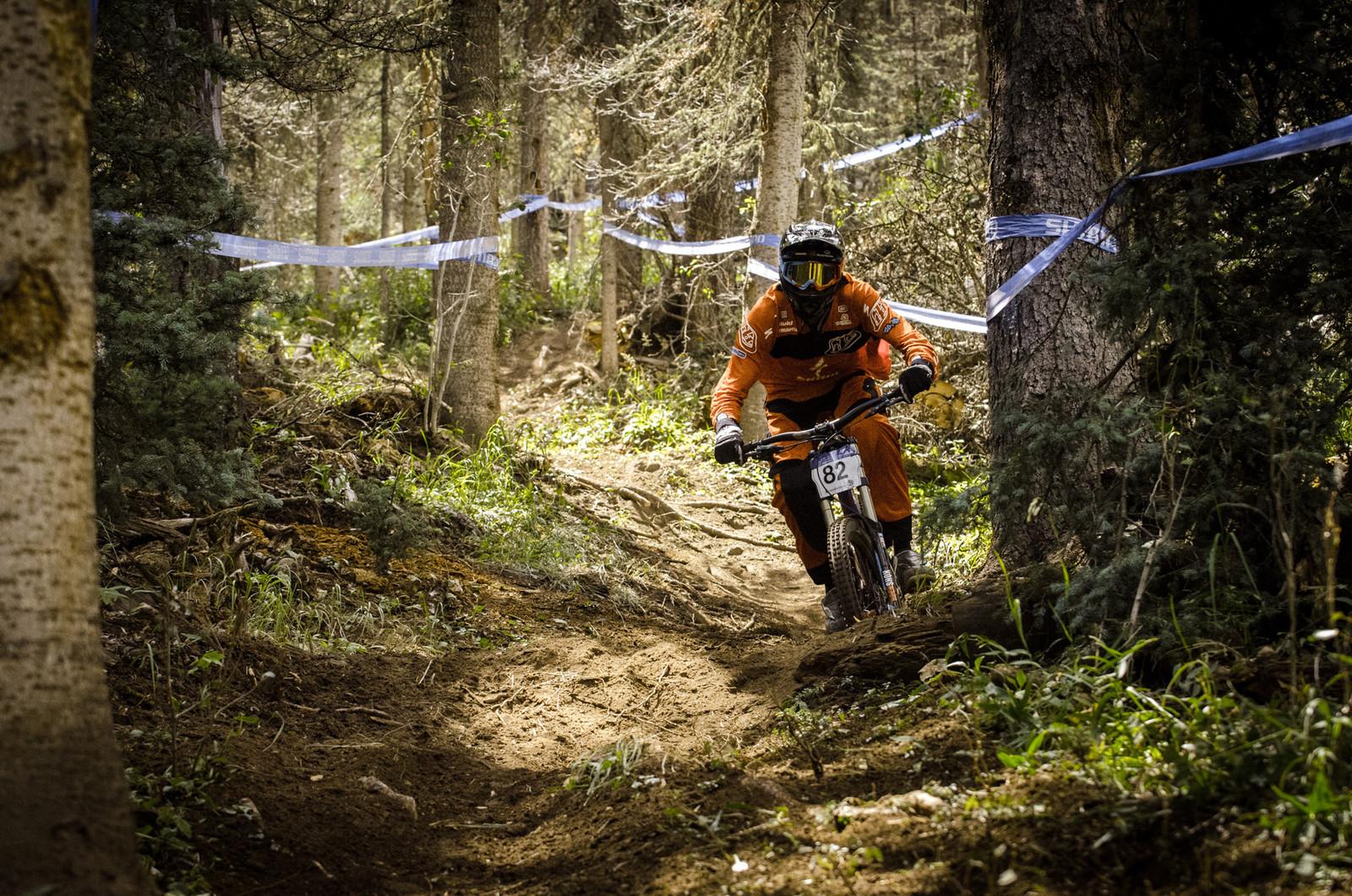 Walker Shaw, U.S. National Champs DH - U.S. National Championship Downhill Finals Photos - Mountain Biking Pictures - Vital MTB