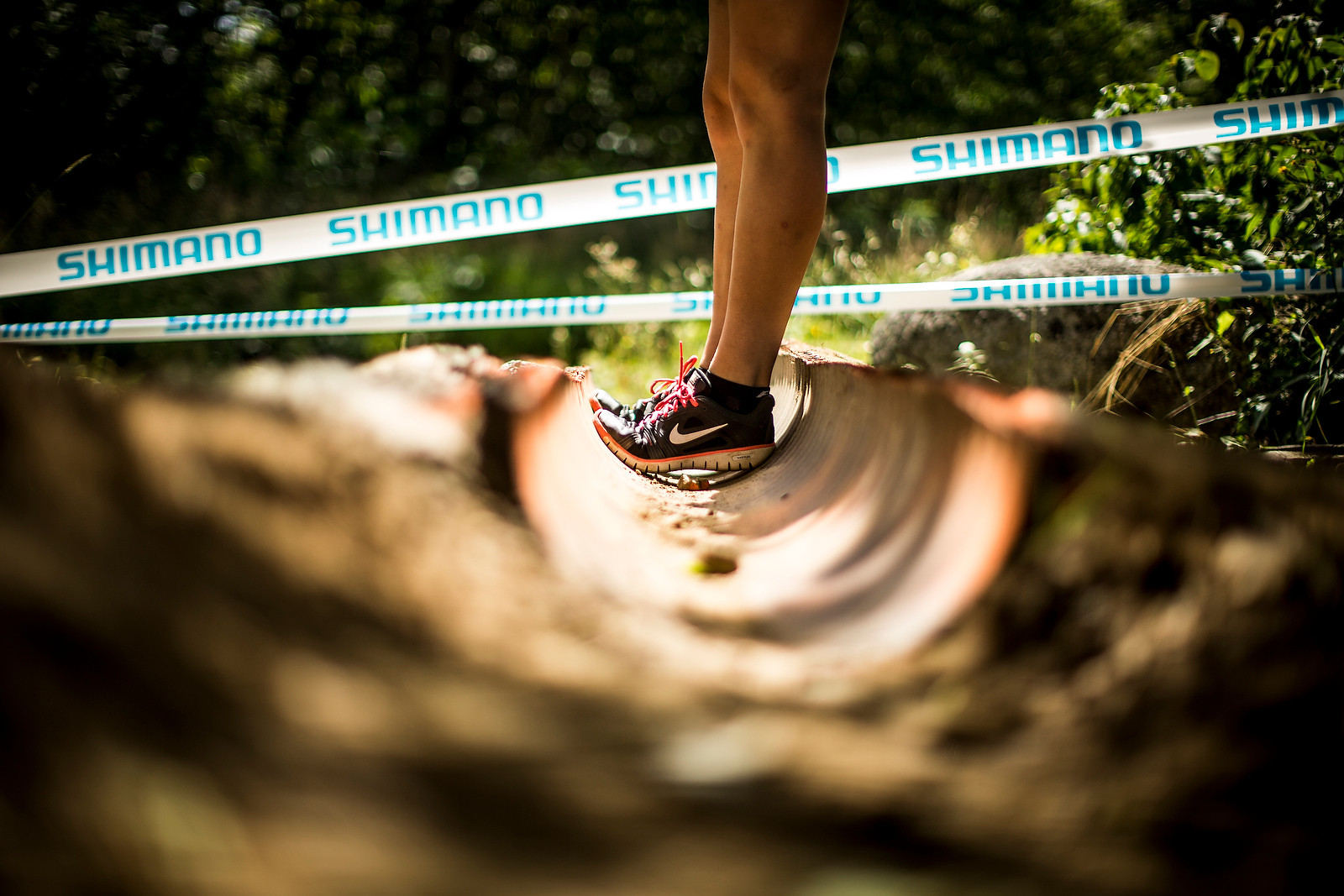 Guess the Legs - PIT BITS, Track Walk - It's On at Mont Sainte Anne World Cup - Mountain Biking Pictures - Vital MTB