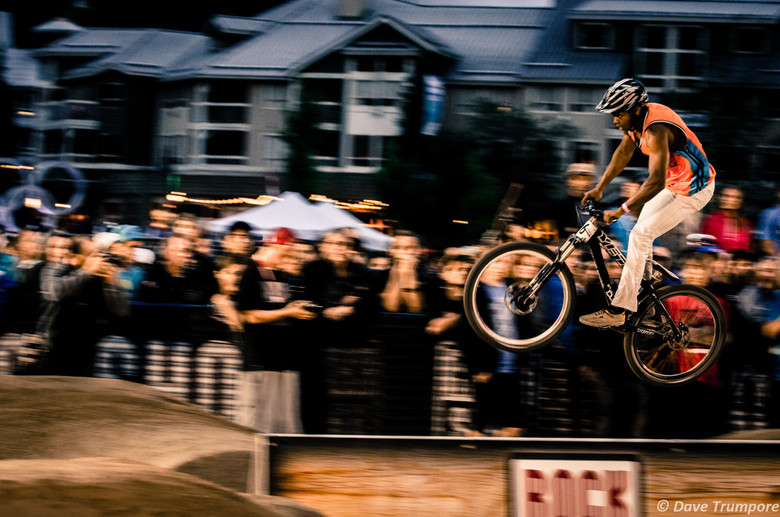 Cody Johnson - Crankworx Ultimate Pumptrack Challenge Action - Mountain Biking Pictures - Vital MTB