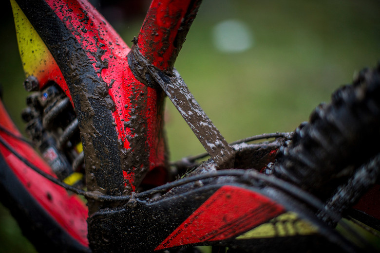 WINNING BIKE: Steve Smith's Devinci Wilson Carbon - WINNING BIKE: Steve Smith's Devinci Wilson Carbon - Mountain Biking Pictures - Vital MTB