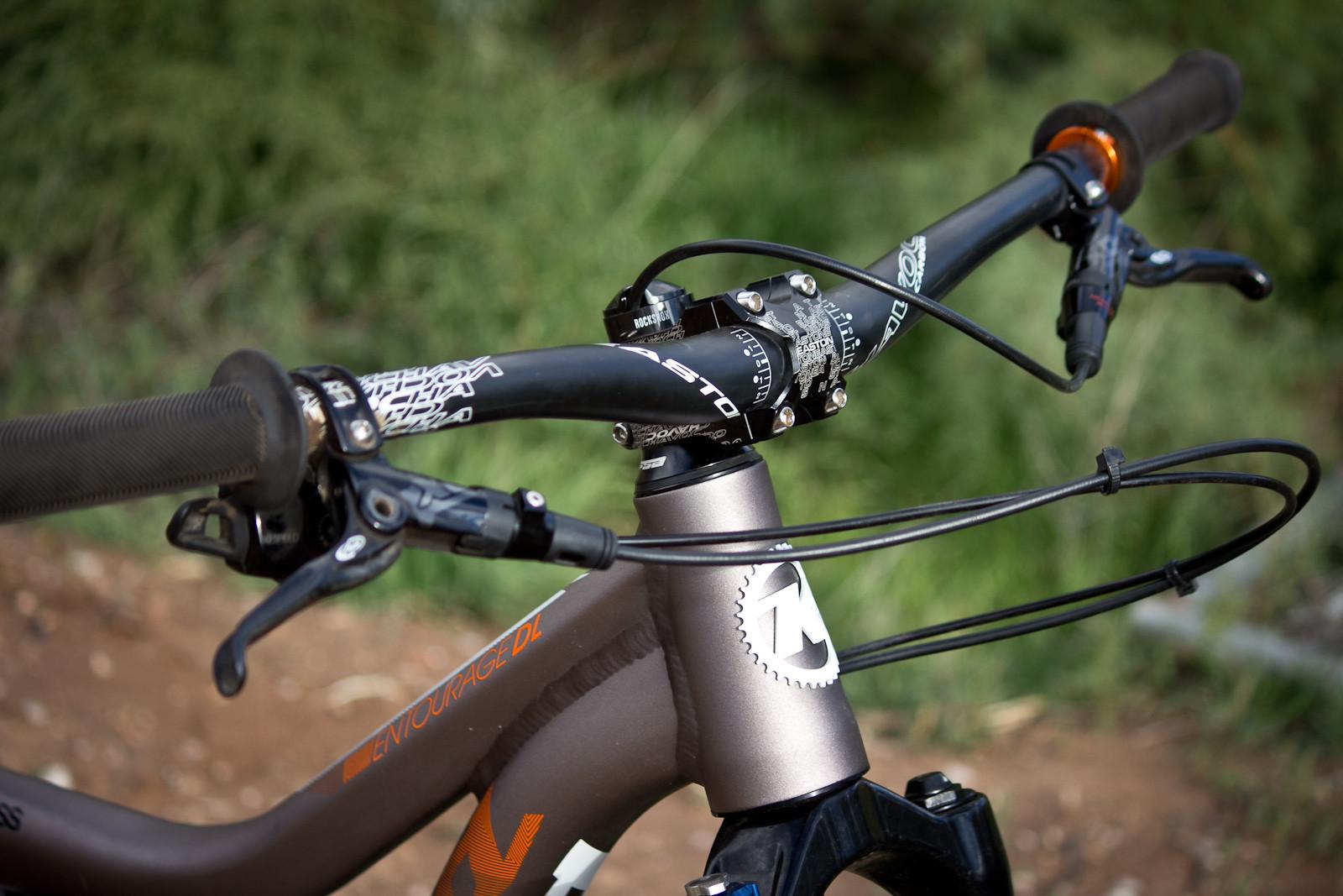 Rampage Pro Bike Paul Basagoitia S Kona Entourage Dl Rampage