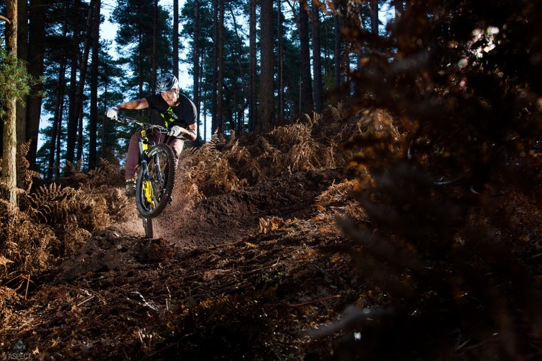 S4P Backcountry Antics with Fairclough, Pilgrim, Reynolds and Wilkins - S4P Backcountry Antics with Fairclough, Pilgrim, Reynolds and Wilkins - Mountain Biking Pictures - Vital MTB