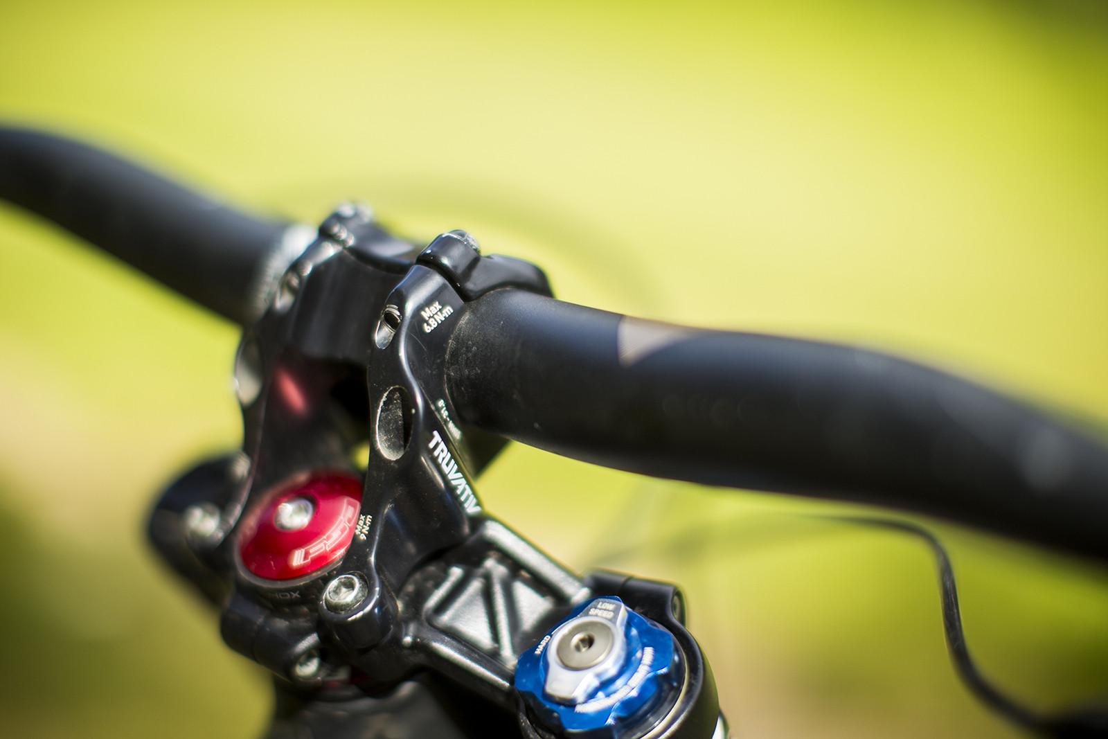 Winning Bike: Andrew Crimmins' Kona Supreme Operator - Winning Bike: Andrew Crimmins' Kona Supreme Operator - Mountain Biking Pictures - Vital MTB