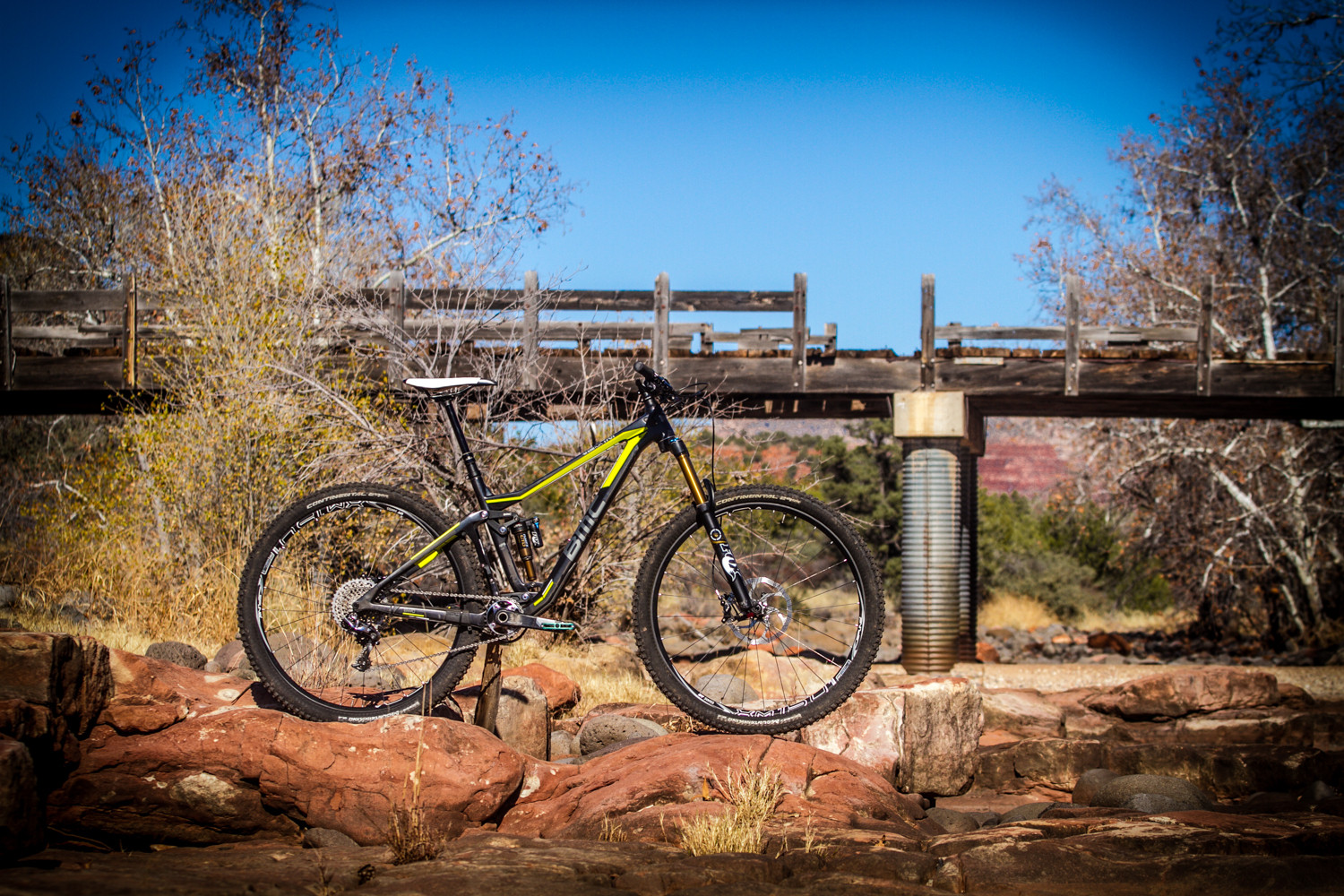 2014 BMC Trailfox TF01 29 - 2014 Test Sessions: BMC Trailfox TF01 29 - Mountain Biking Pictures - Vital MTB