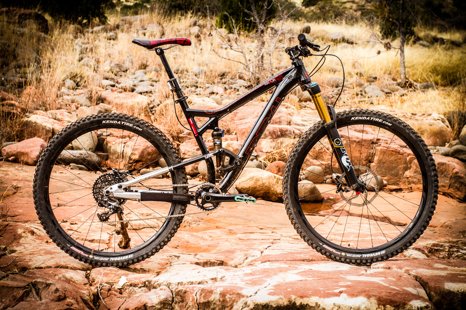 2014 Diamondback Mason FS Pro 29 - 2014 Test Sessions: Diamondback Mason FS Pro 29 - Mountain Biking Pictures - Vital MTB