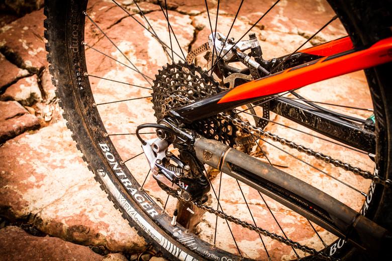 2014 Trek Slash 9 27.5 - 2014 Test Sessions: Trek Slash 27.5 - Mountain Biking Pictures - Vital MTB