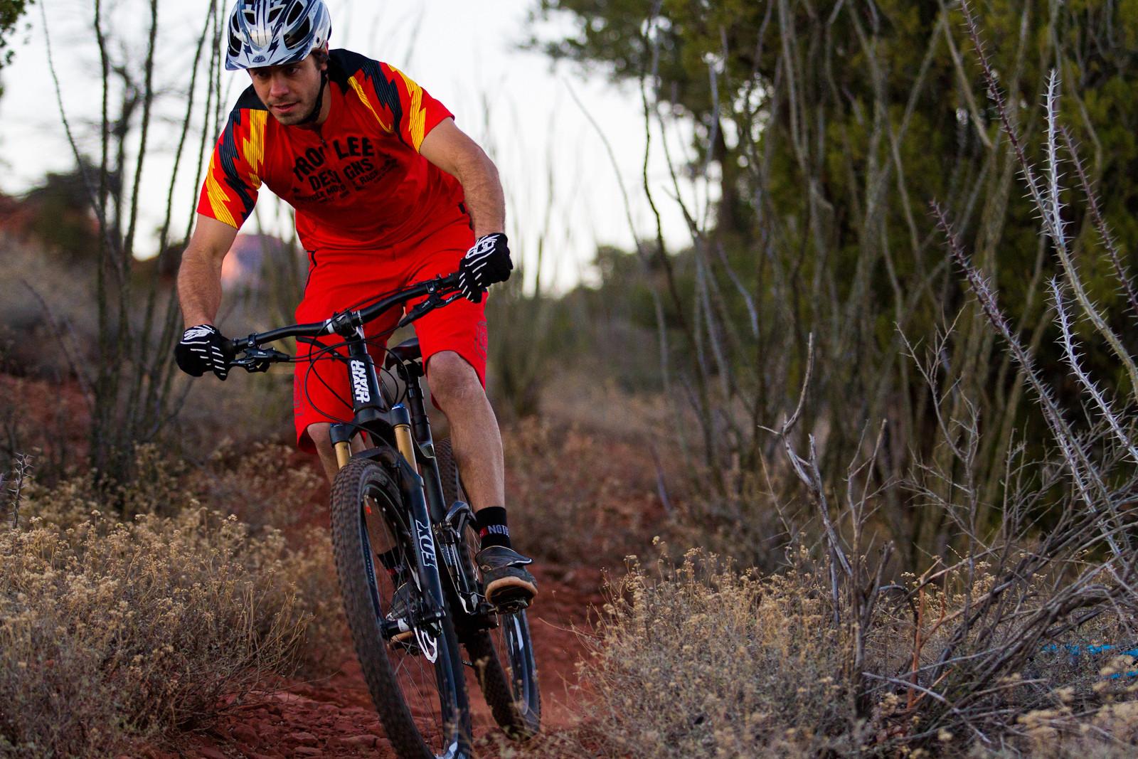 Giant Trance Advanced SX 27.5 - 2014 Test Sessions: Giant Trance Advanced SX 27.5 - Mountain Biking Pictures - Vital MTB