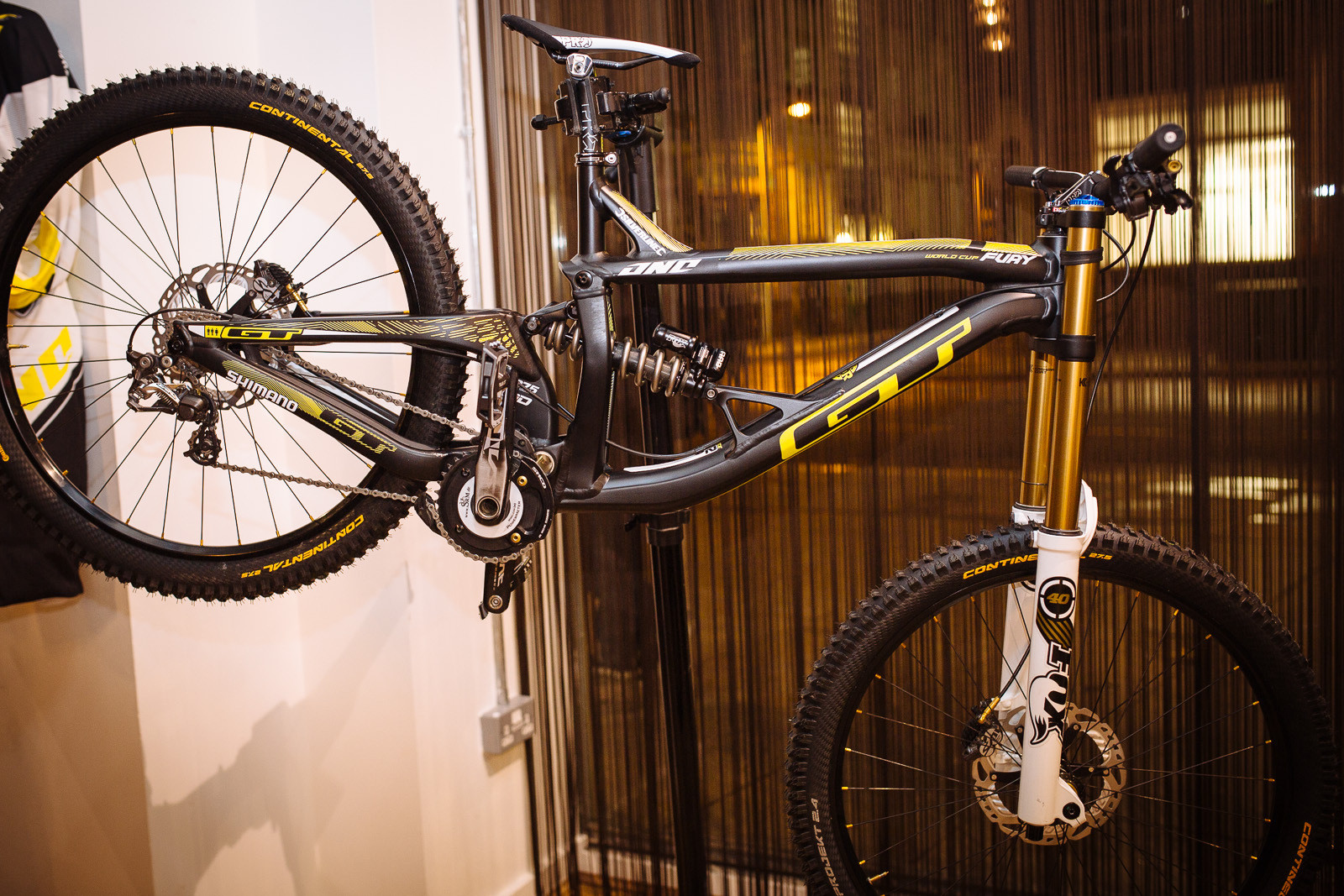 2014 Atherton Racing GT Fury 27.5 Bike - 2014 Atherton Racing GT Fury 27.5 Bike - Mountain Biking Pictures - Vital MTB