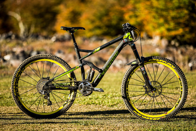 WINNING BIKE: Jerome Clementz's Cannondale Jekyll 27.5 - WINNING BIKE: Jerome Clementz's Cannondale Jekyll 27.5 - Mountain Biking Pictures - Vital MTB