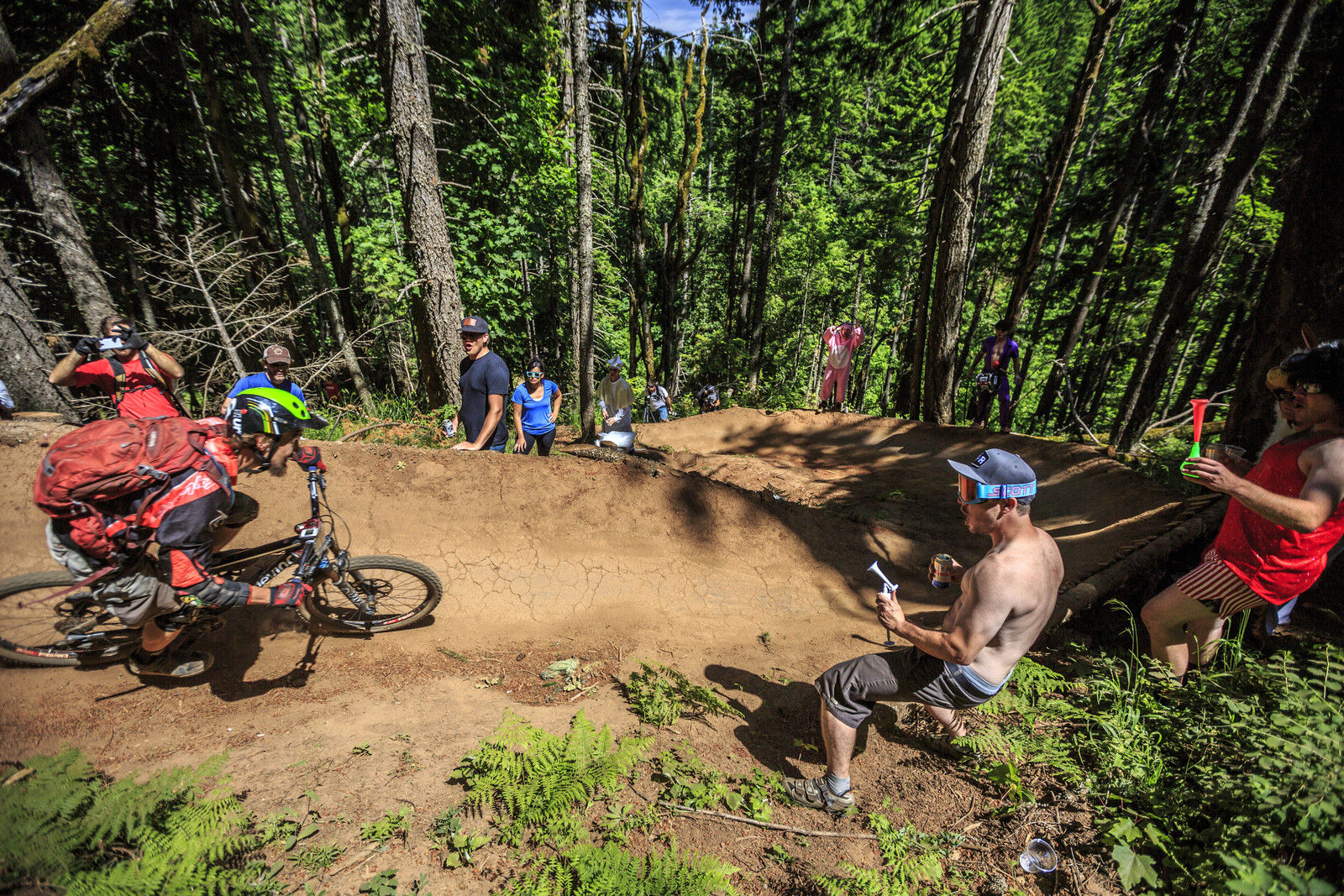 Dual Slalom or the Oregon Enduro, Hood River? - Oregon Enduro Hood River - Mountain Biking Pictures - Vital MTB