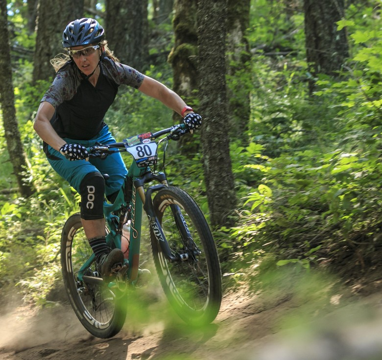 Kathy Pruitt - Oregon Enduro Series, Hood River - Oregon Enduro Hood River - Mountain Biking Pictures - Vital MTB
