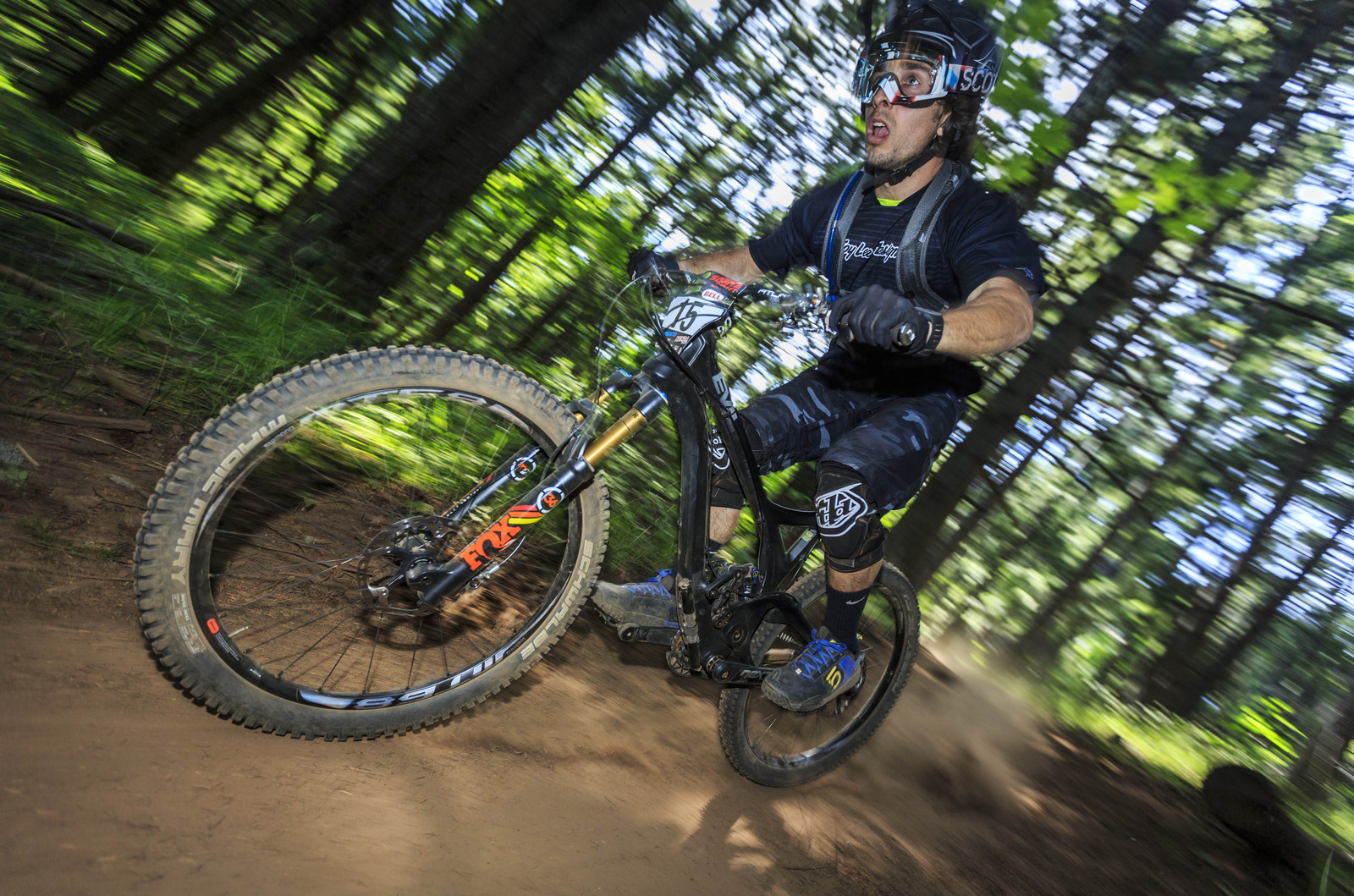 Luke Strobel - Oregon Enduro Series, Hood River - Oregon Enduro Hood River - Mountain Biking Pictures - Vital MTB