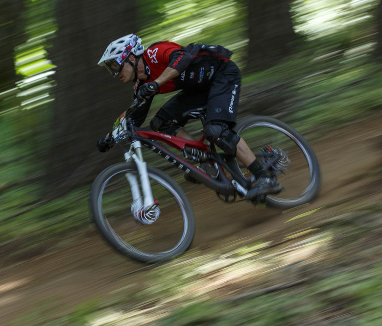 Brian Lopes - Oregon Enduro Series, Hood River - Oregon Enduro Hood River - Mountain Biking Pictures - Vital MTB