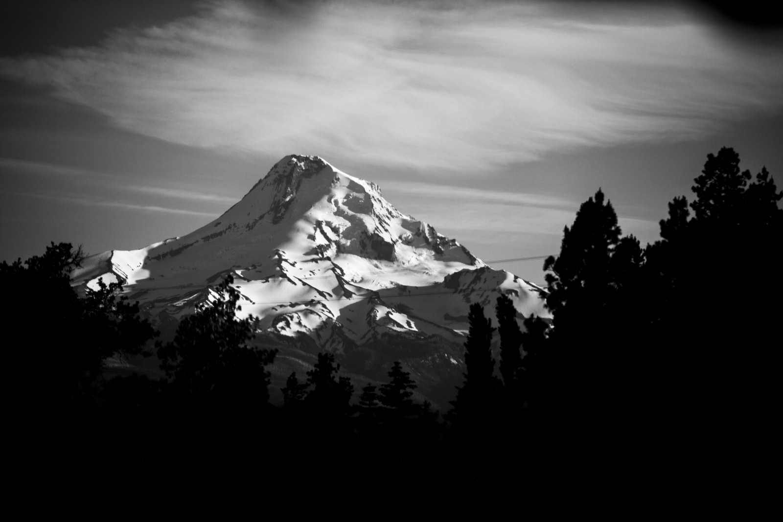 Mount Hood - Oregon Enduro Hood River - Mountain Biking Pictures - Vital MTB