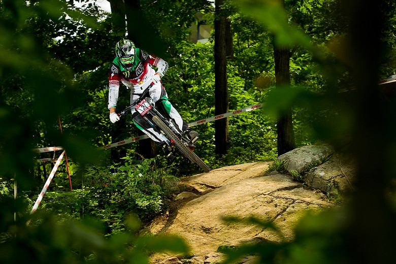 Brendan Fairclough - 2010 US Open, Saturday - Mountain Biking Pictures - Vital MTB