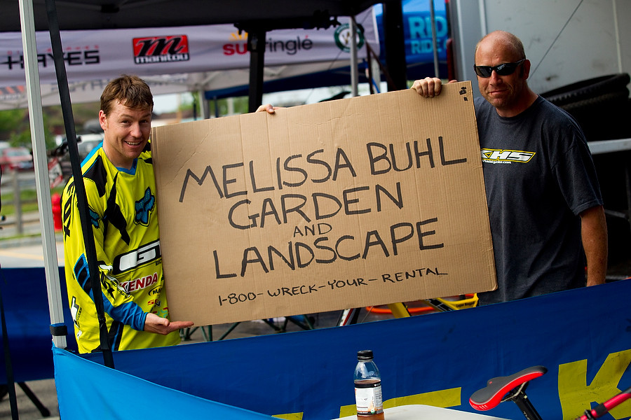 LOL, Melissa Buhl Landscaping - 2010 US Open, Saturday - Mountain Biking Pictures - Vital MTB