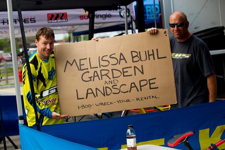 LOL, Melissa Buhl Landscaping - 2010 US Open, Saturday - Mountain Biking Pictures - Vital MTB