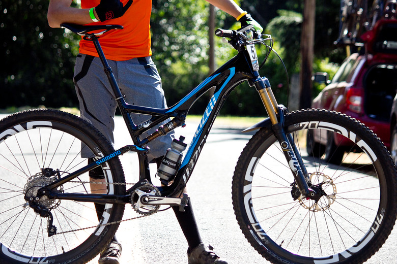 Cody Kelley's Specialized Stumpjumper Carbon EVO 29 - Pro Bike Check: Cody Kelley's Specialized Stumpjumper FSR EVO 29 - Mountain Biking Pictures - Vital MTB