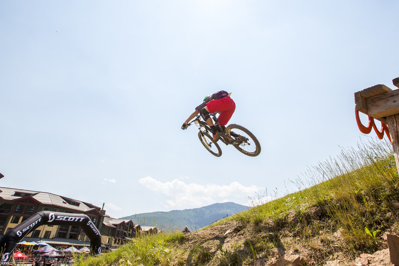 Scott Enduro Cup at Canyons Resort - Irmiger and Ropelato Win the Scott Enduro Cup presented by GoPro at Canyons Resort - Mountain Biking Pictures - Vital MTB