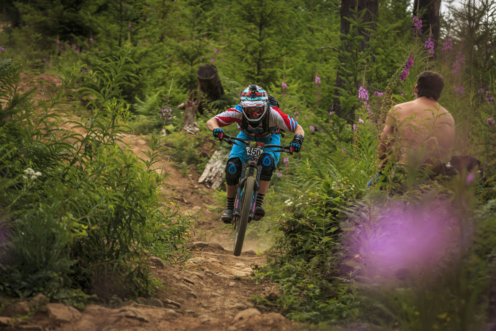 Nathan Riddle, 3rd Place Oregon Enduro, Cold Creek - 2014 Oregon Enduro, Cold Creek - Mountain Biking Pictures - Vital MTB