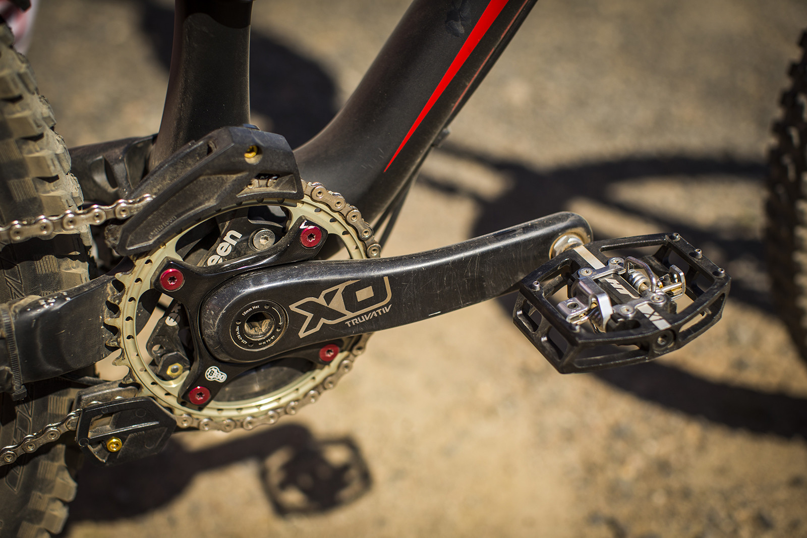 Winning Bike Troy Brosnan S Specialized Enduro Expert Evo