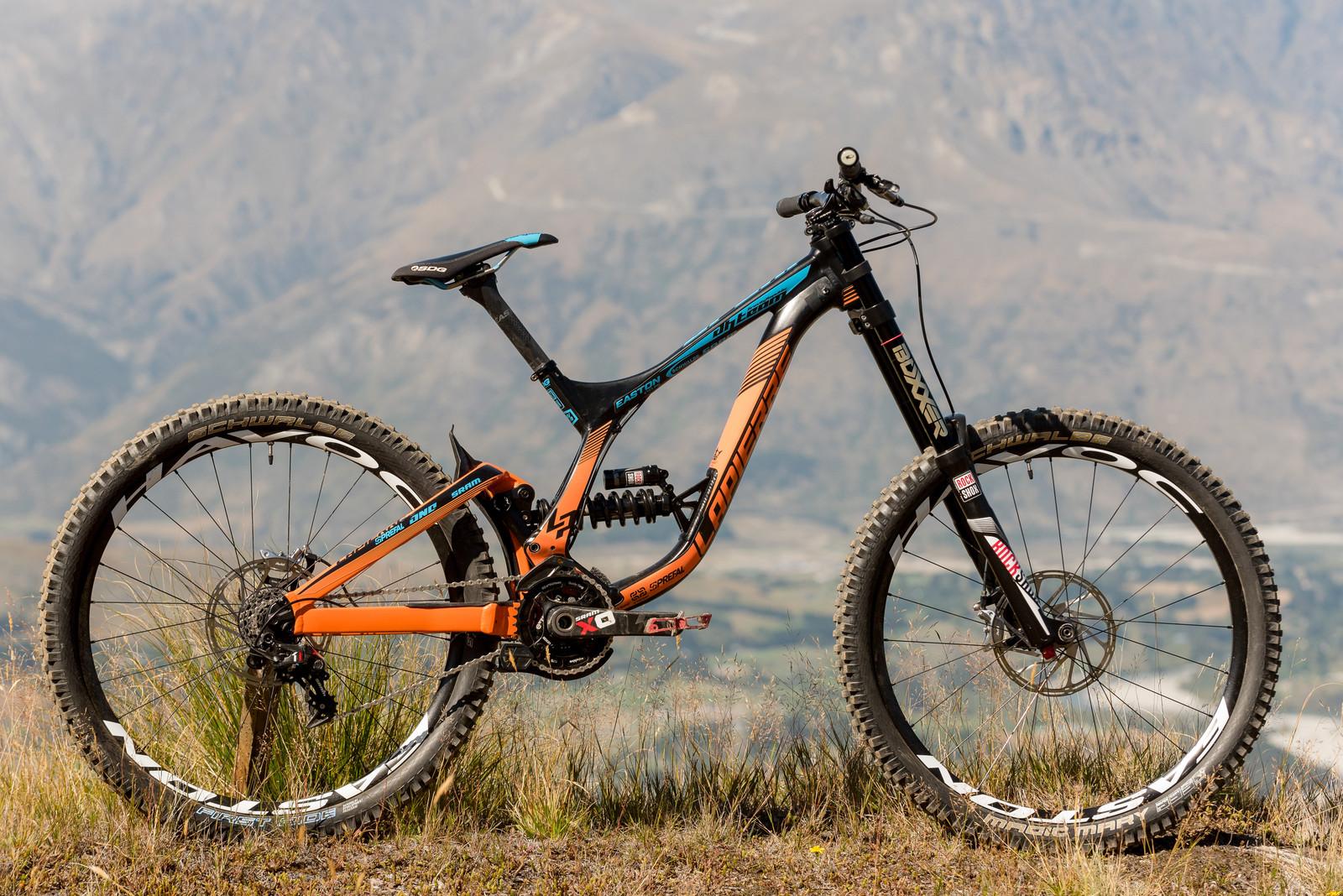 Bikes Lapierre Gravity Republic S Dh Team Bikes Pro Bikes