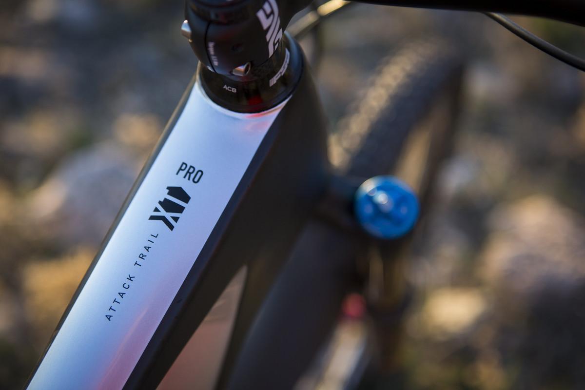 Pro Sticker Mod Pro Bike Check Cody Kelley S Marin Attack Trail