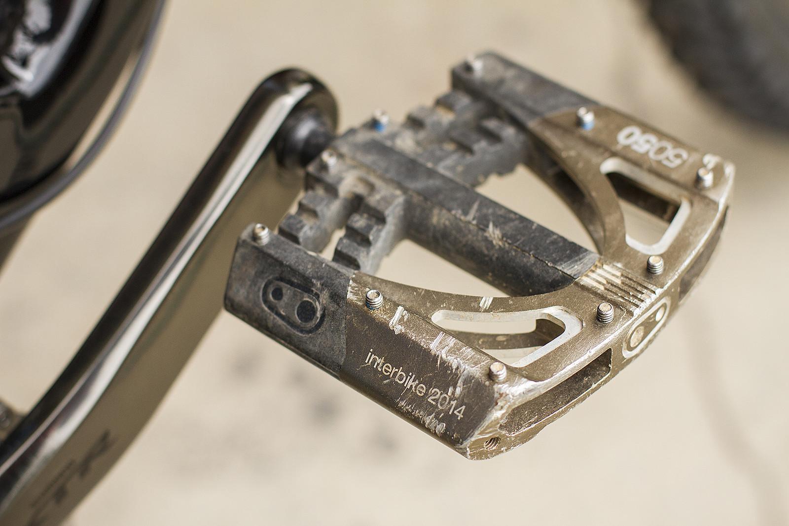 Hans Rey S Gt Force X Pro Carbon Legend Bike Check Hans Rey S