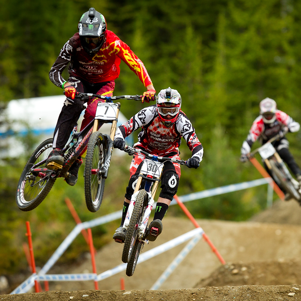 Smiles for Miles: Hafjell, Norway World Cup DH Action ...