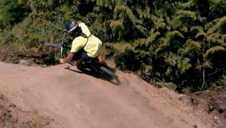 Drag Racing Helmets >> SCRUB! Ian Morrison's Strength in Numbers Slow Motion Scrub - sspomer - Mountain Biking Videos ...