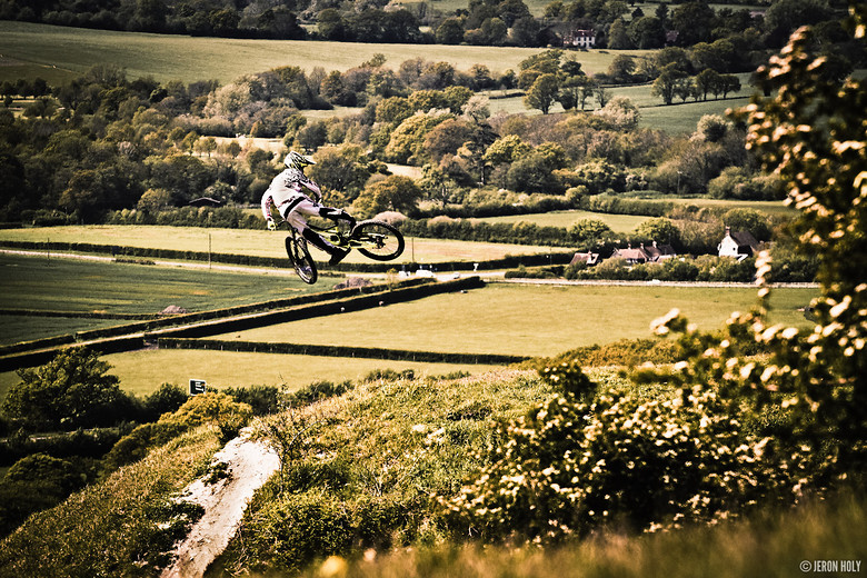 Sideways  - Jeron - Mountain Biking Pictures - Vital MTB