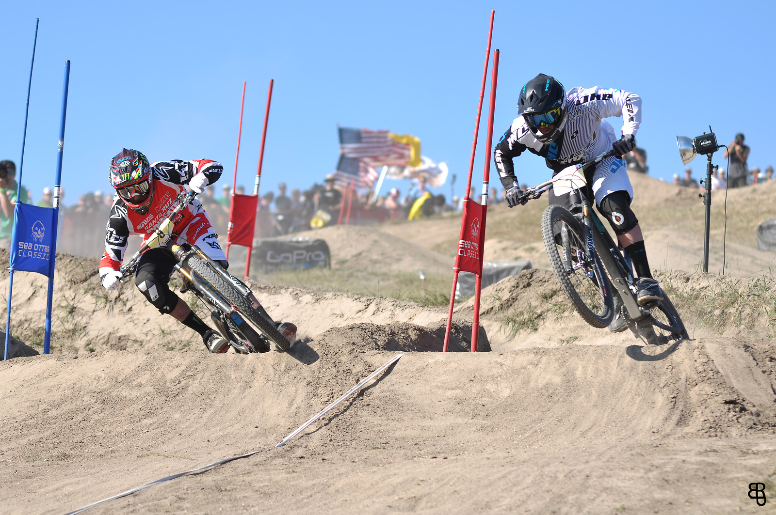 Peaty and Cole - BrianRaphael - Mountain Biking Pictures - Vital MTB