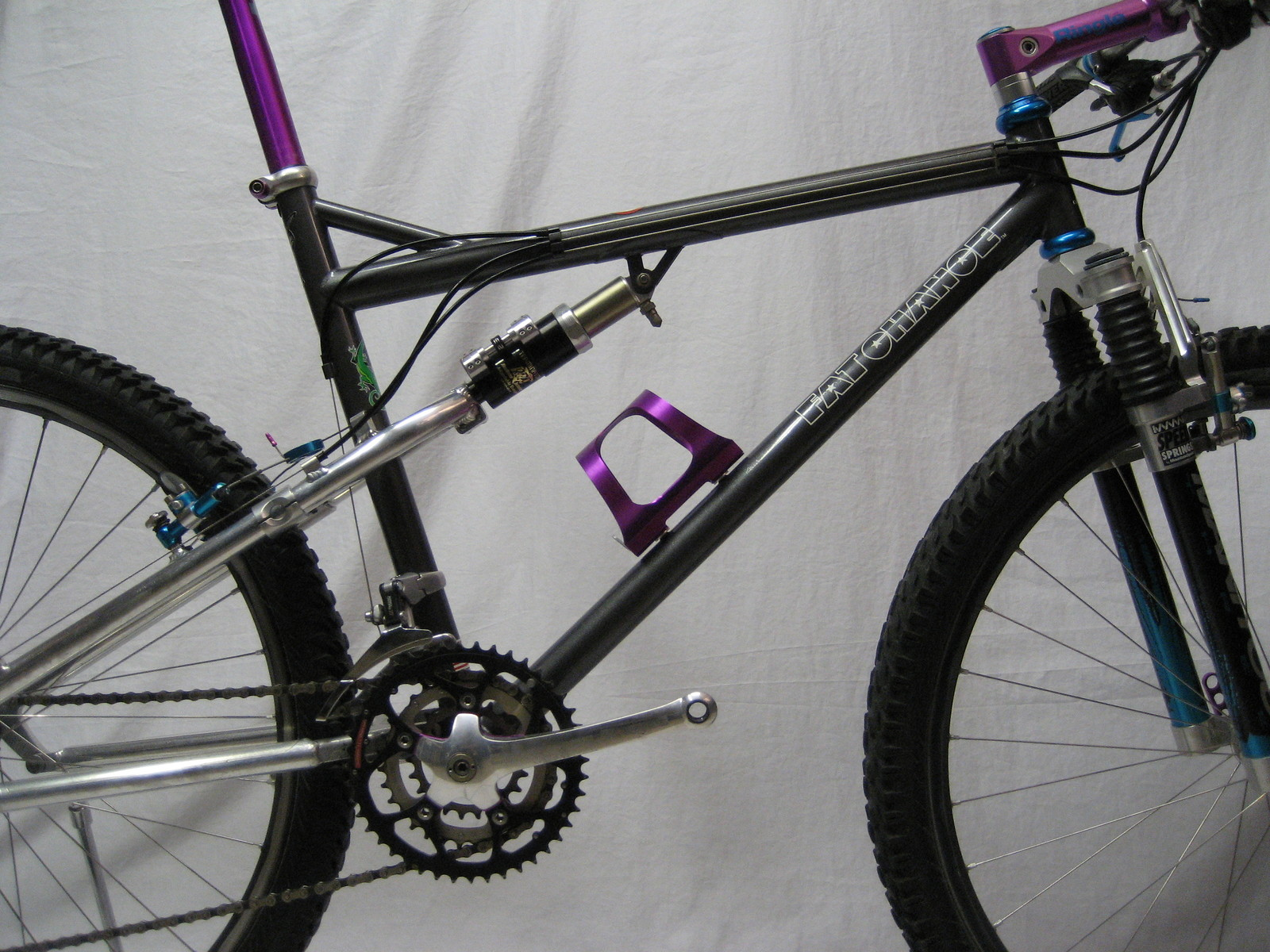 1994 fat city shockabilly mcflows bike check vital mtb