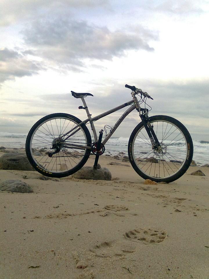 Van Nicholas ti - tomazzini.bikes - Mountain Biking Pictures - Vital MTB