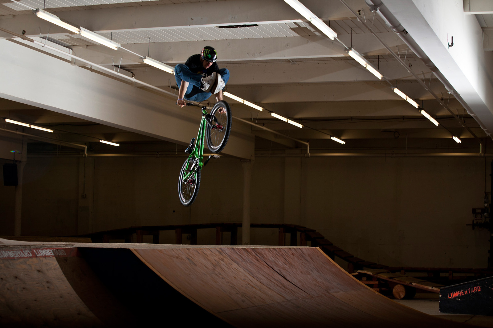 Jamie goldman lumberyard heelclicker - Jamie Goldman - Mountain Biking Pictures - Vital MTB