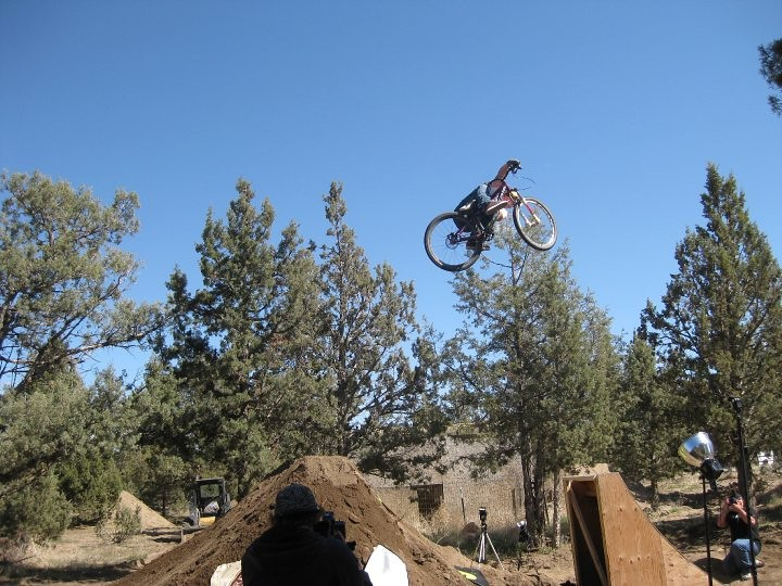 paul 7 invert - Jamie Goldman - Mountain Biking Pictures - Vital MTB