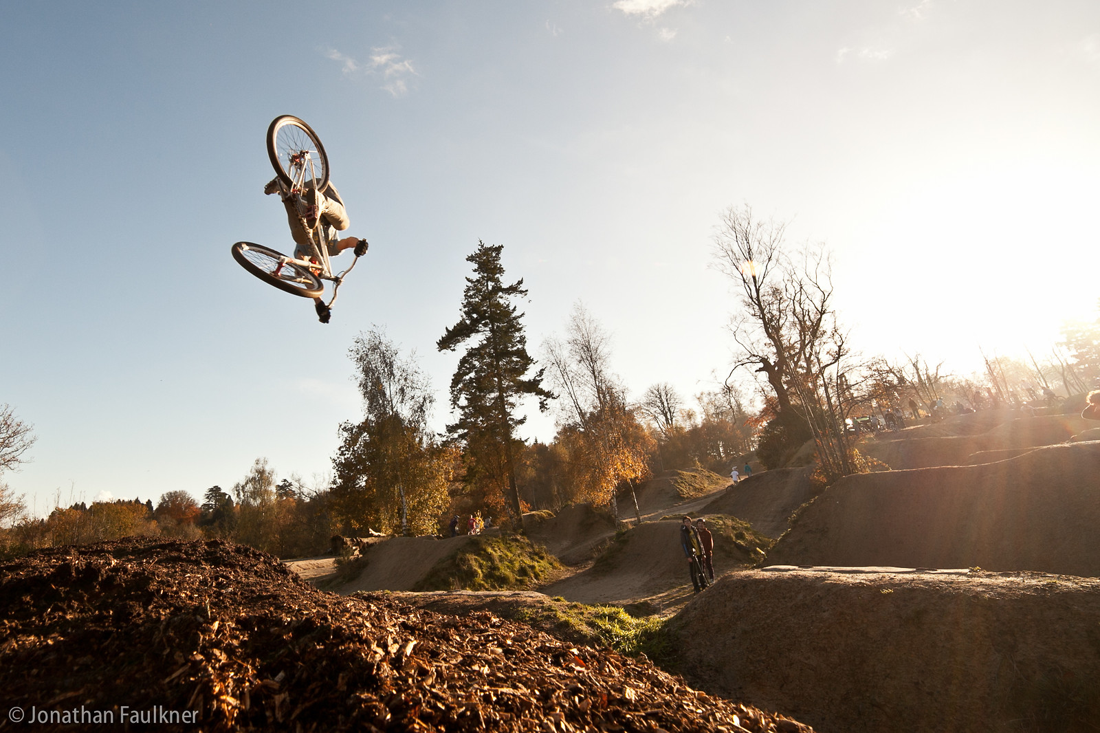dumped - Jonny Faulkner - Mountain Biking Pictures - Vital MTB