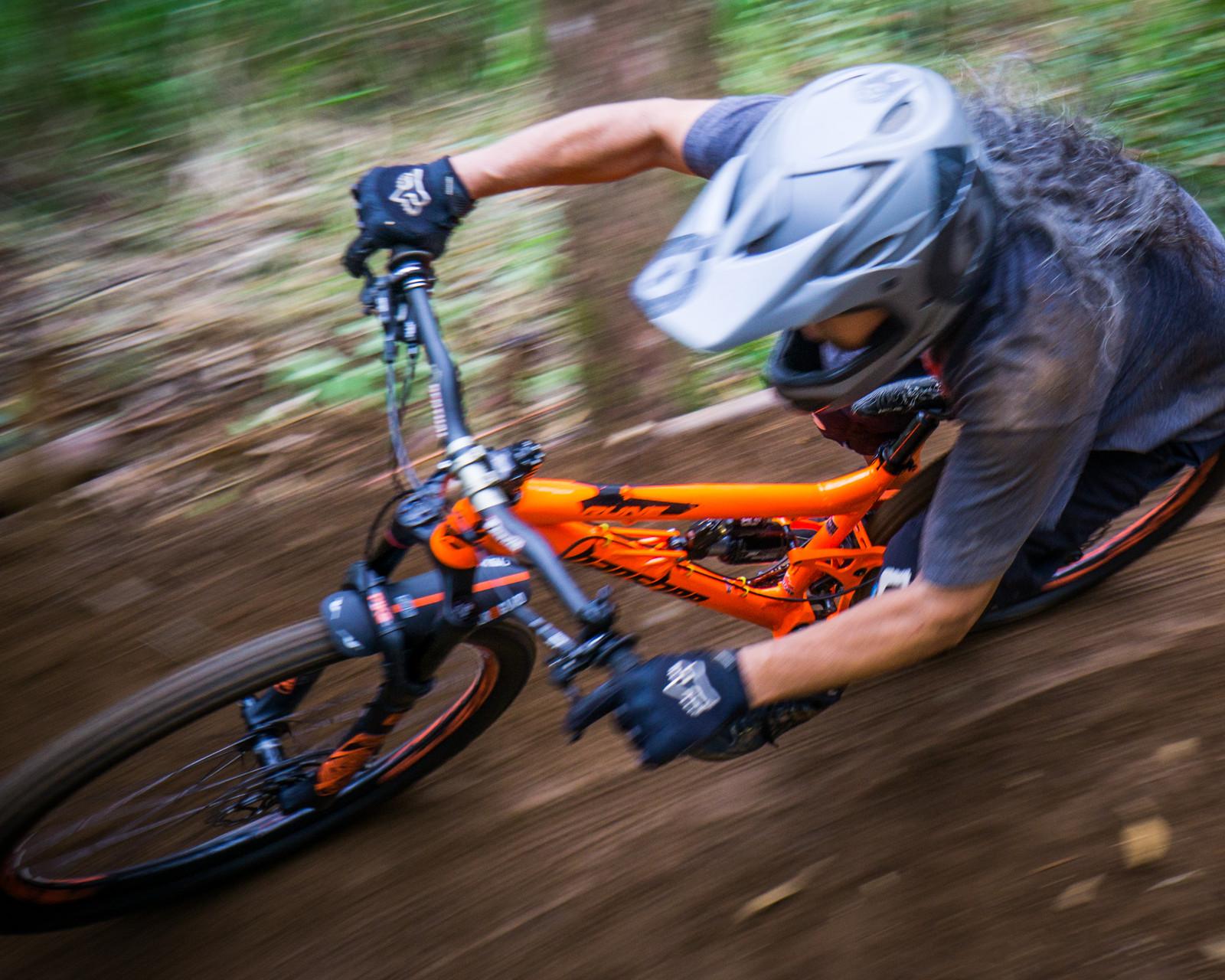 Danimal Berm - FatNutz - Mountain Biking Pictures - Vital MTB