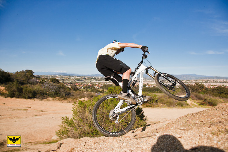 tracer2 socal 25 - intensecycles - Mountain Biking Pictures - Vital MTB
