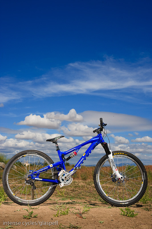 TazerVP - Production Model - intensecycles - Mountain Biking Pictures - Vital MTB