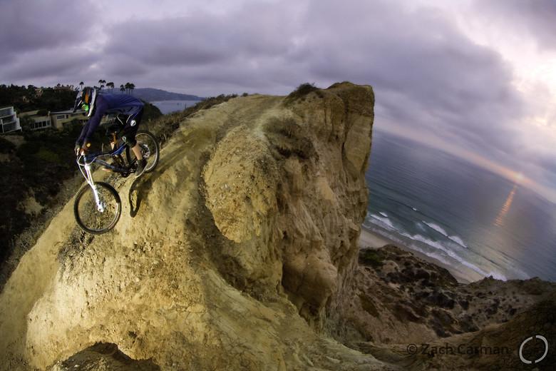 Visser ocean drop - Captures by Carman - Mountain Biking Pictures - Vital MTB