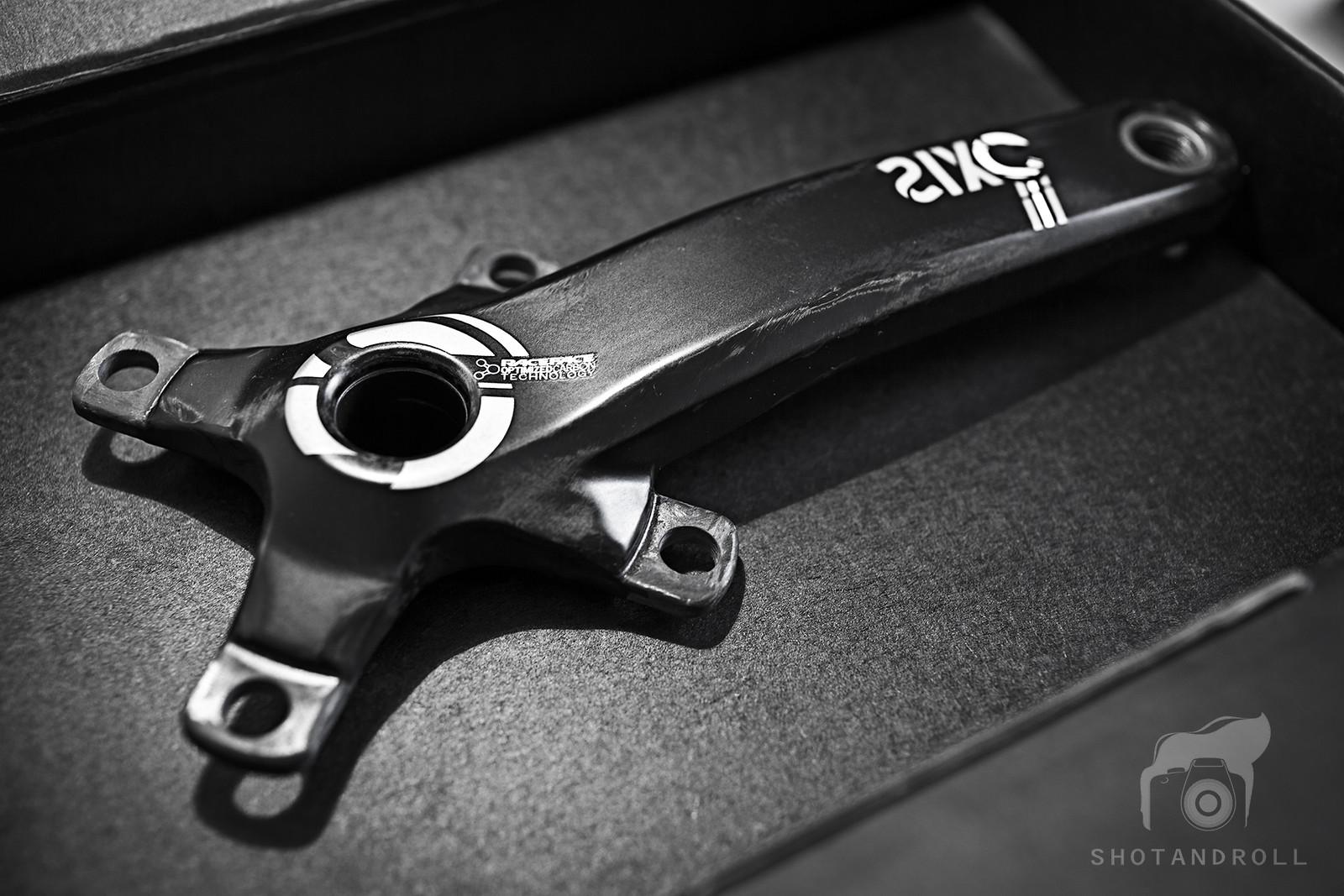 RACE FACE SIXC CARBON 83mm-165mm - Elvis - Mountain Biking Pictures - Vital MTB