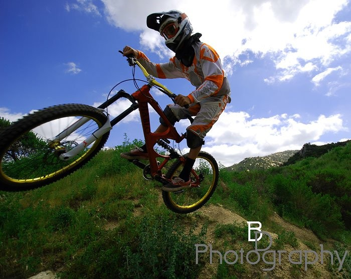 One of many jump lines at rainbow - motoracer432 - Mountain Biking Pictures - Vital MTB