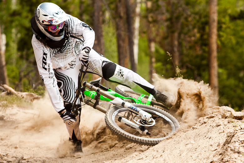 berm slash - Christian - Mountain Biking Pictures - Vital MTB