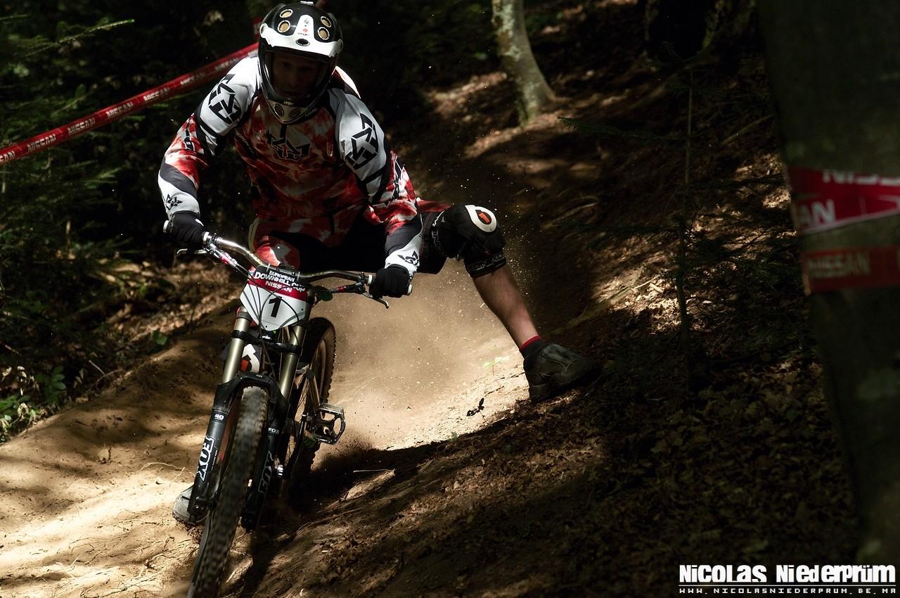 Martin Maes @Bouillon DH Track (Belgium) - born_to_ride - Mountain Biking Pictures - Vital MTB