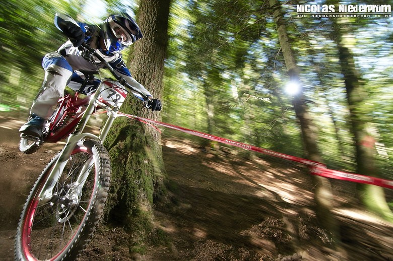 Thibaut Rosmant @Bouillon DH Track (Belgium) - born_to_ride - Mountain Biking Pictures - Vital MTB